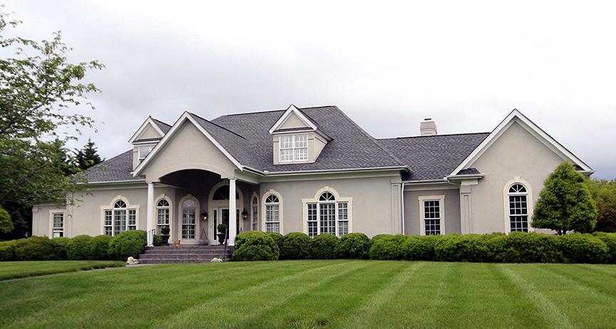 Roofing Gallery Mclean Homes Inc